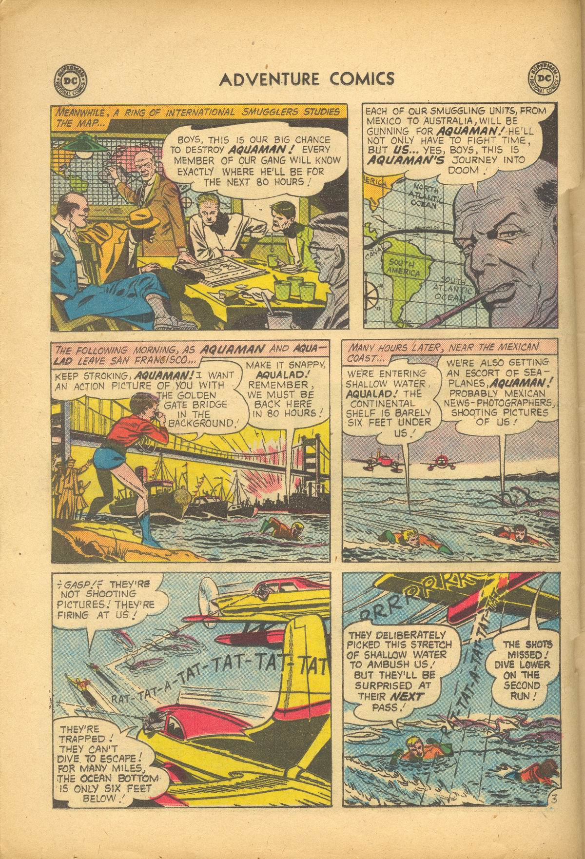 Read online Adventure Comics (1938) comic -  Issue #273 - 20