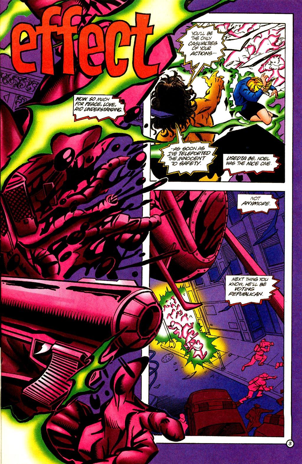 Read online Rune (1995) comic -  Issue #2 - 5