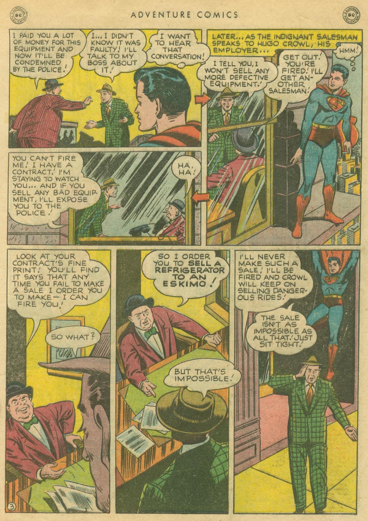 Read online Adventure Comics (1938) comic -  Issue #130 - 4