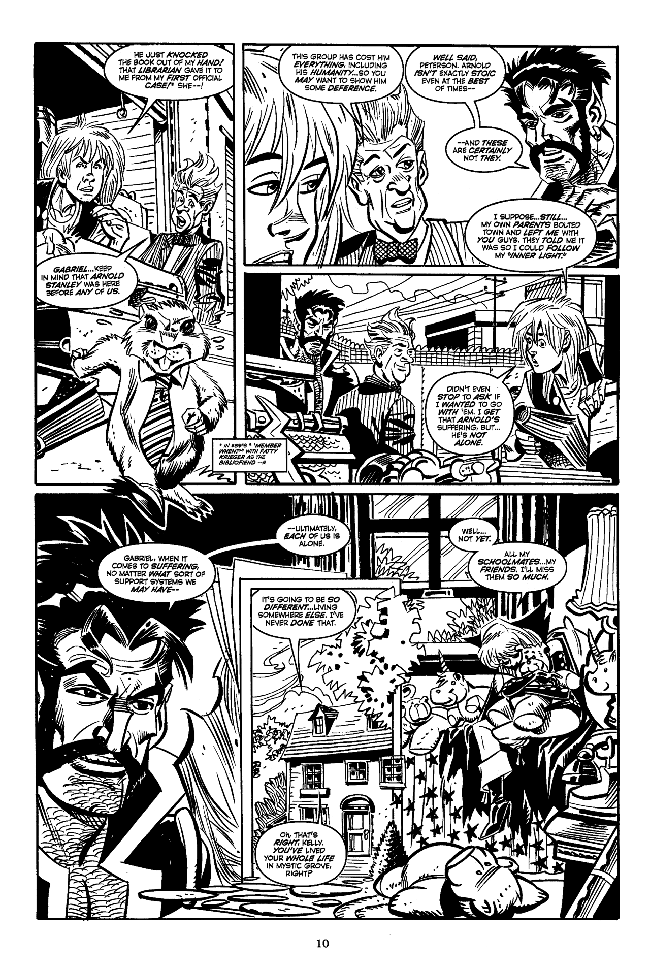 Soulsearchers and Company issue 82 - Page 12