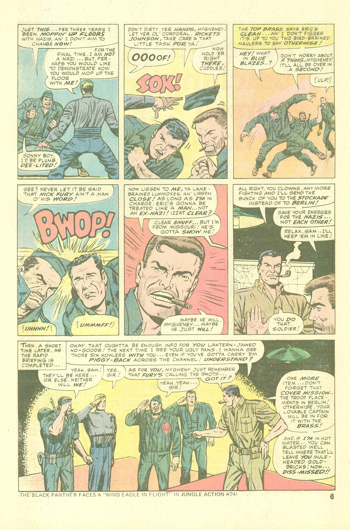 Read online Sgt. Fury comic -  Issue #137 - 8