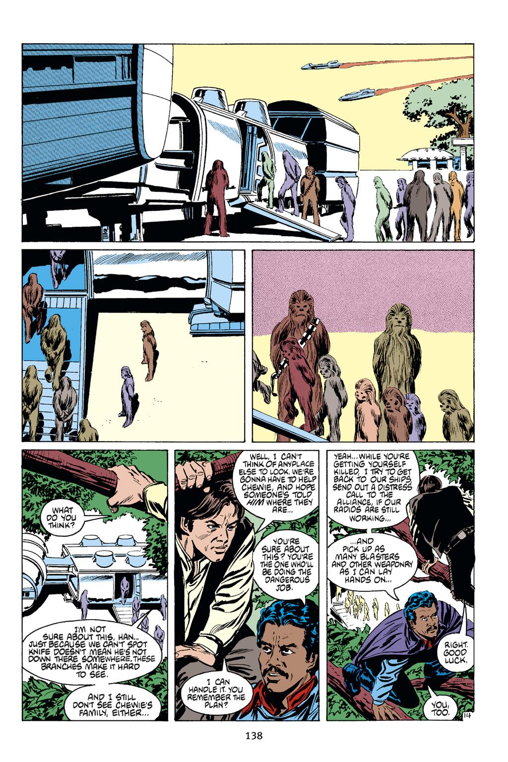 Read online Star Wars Omnibus comic -  Issue # Vol. 21 - 132