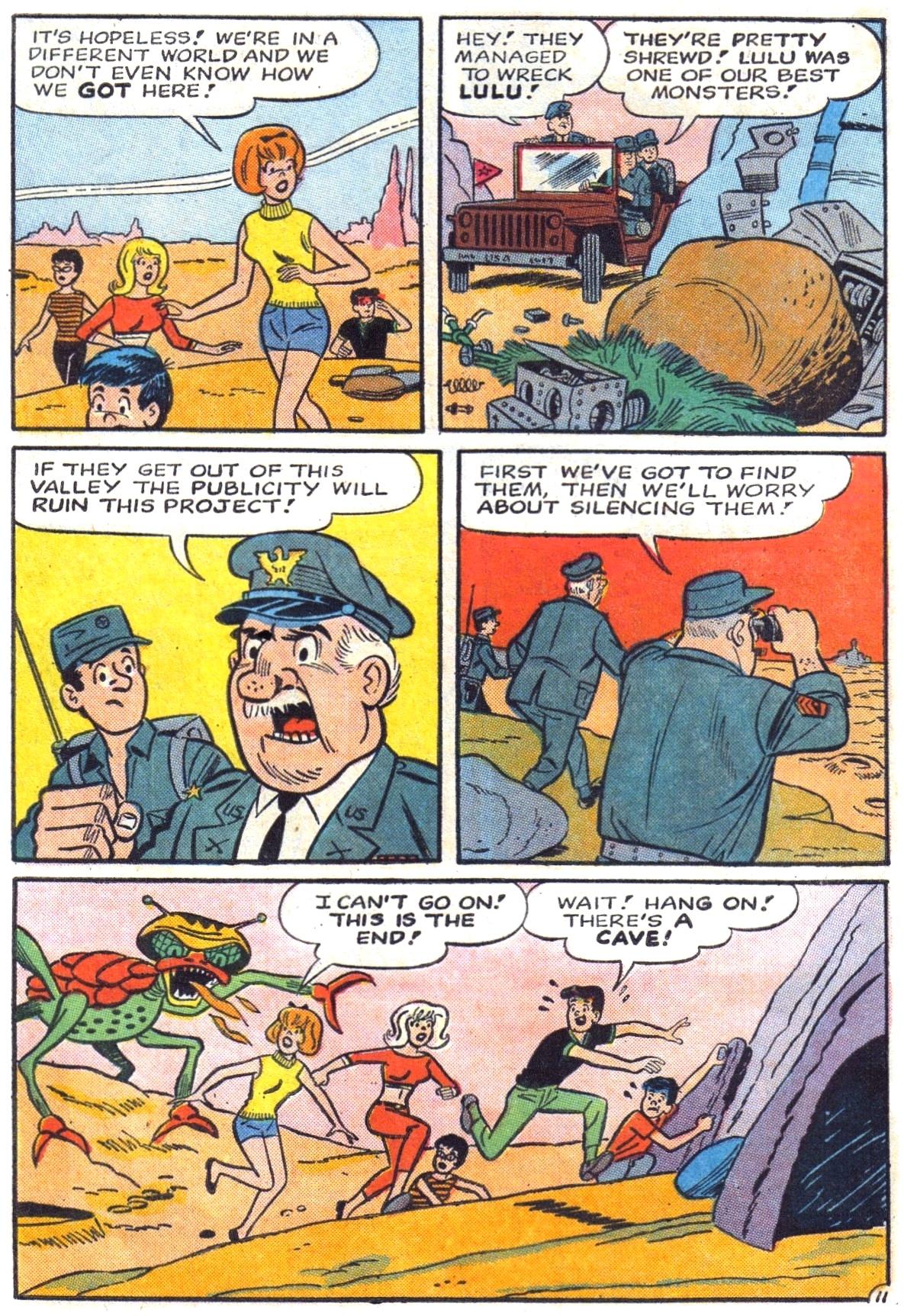 Read online She's Josie comic -  Issue #15 - 15