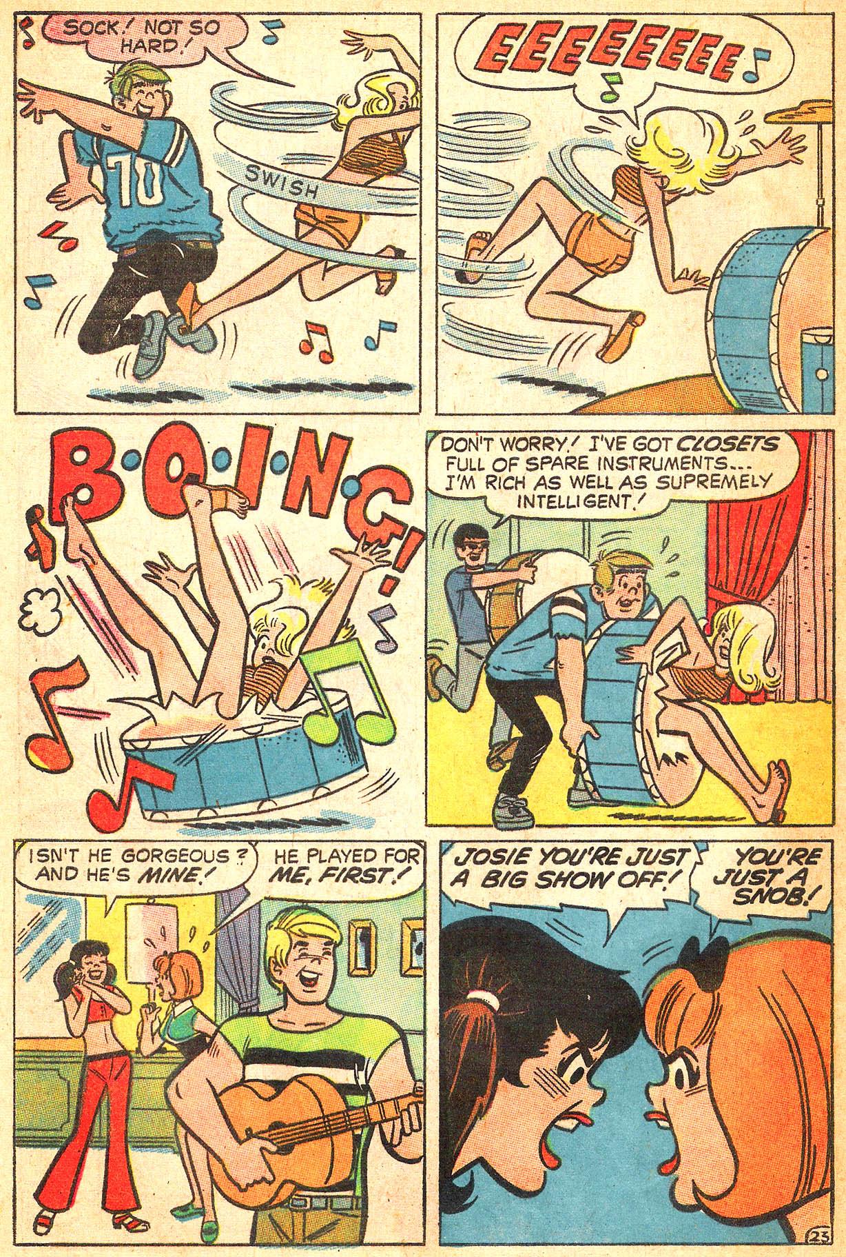 Read online She's Josie comic -  Issue #42 - 32