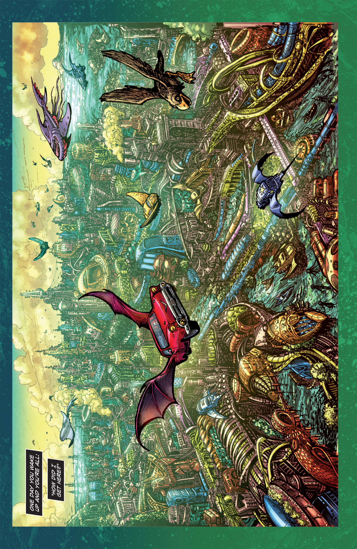 Read online Ballistic (2013) comic -  Issue #1 - 5