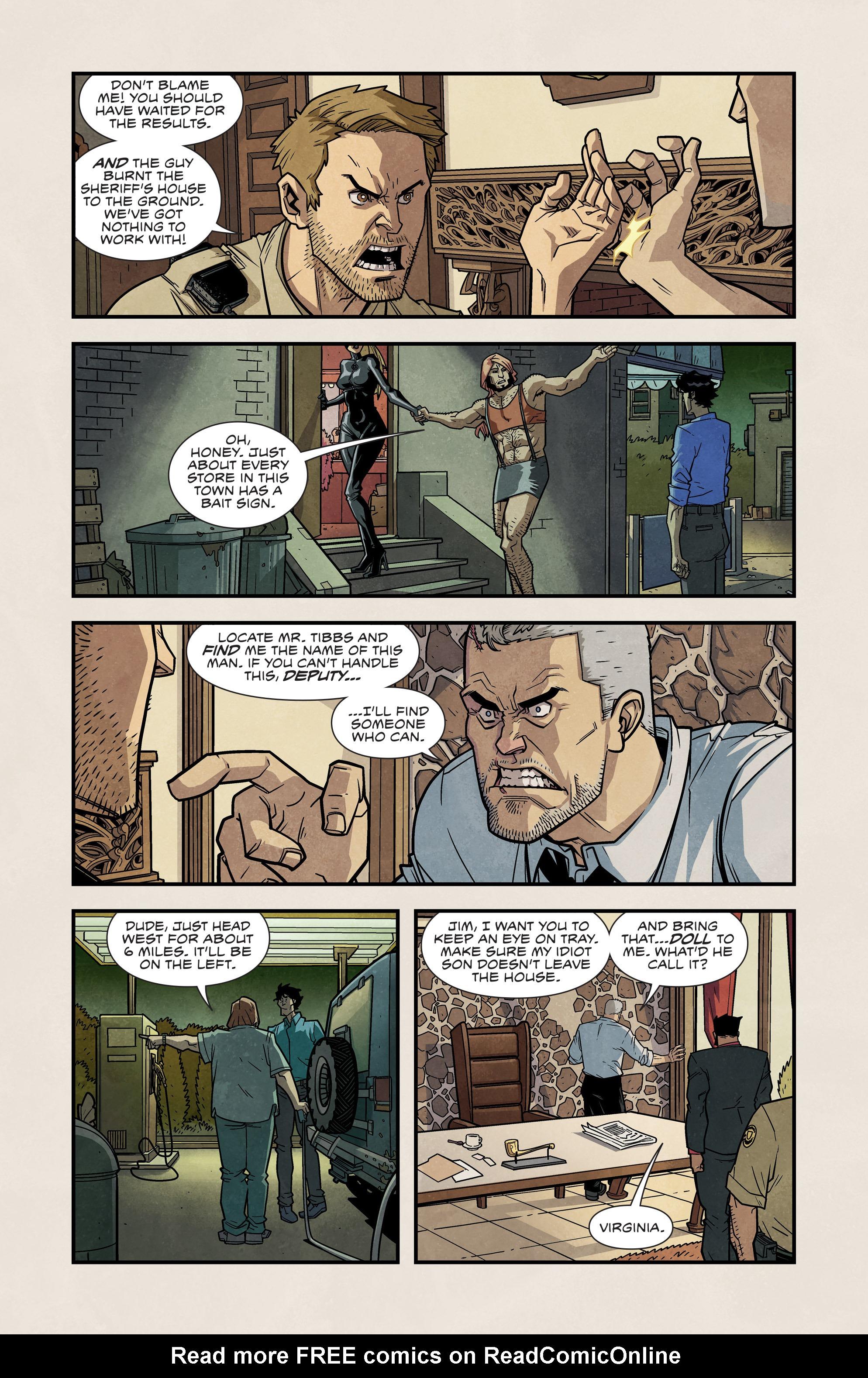 Read online Plastic comic -  Issue #2 - 13