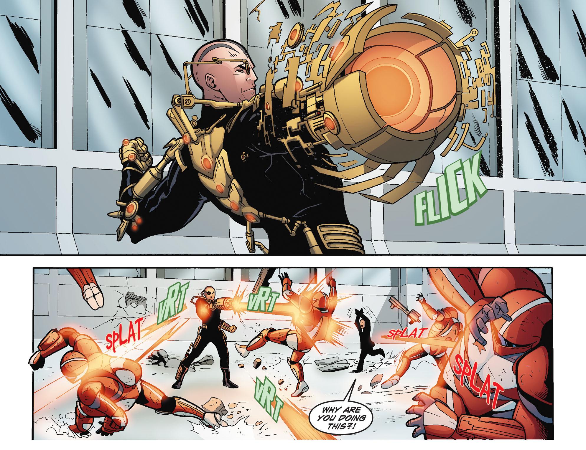 Read online Smallville: Alien comic -  Issue #6 - 15
