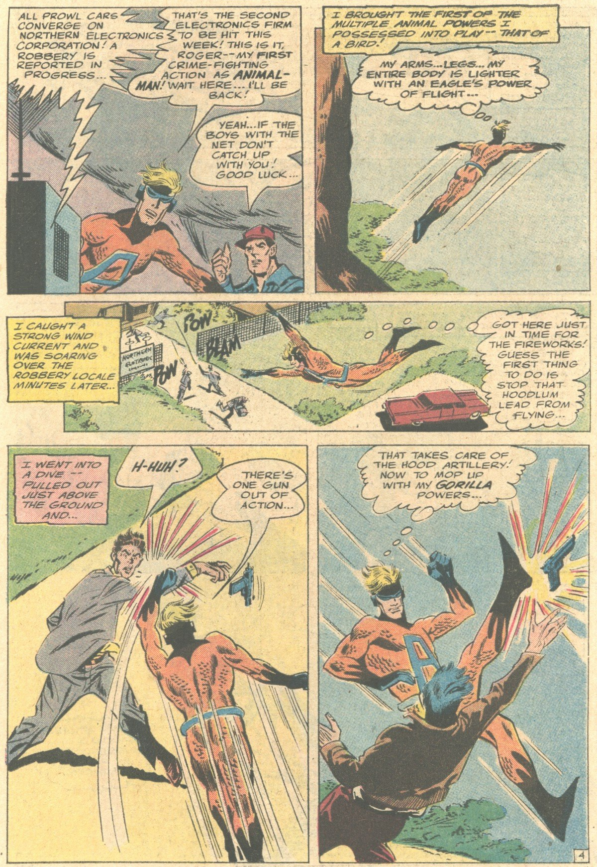 Read online Adventure Comics (1938) comic -  Issue #415 - 21