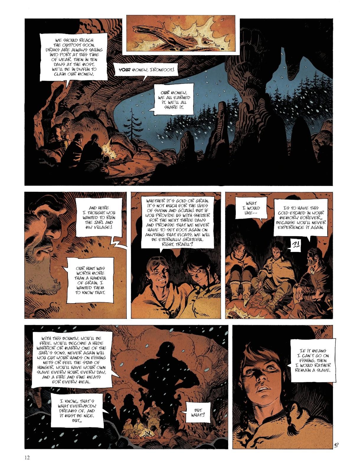 Read online Asgard comic -  Issue #2 - 14