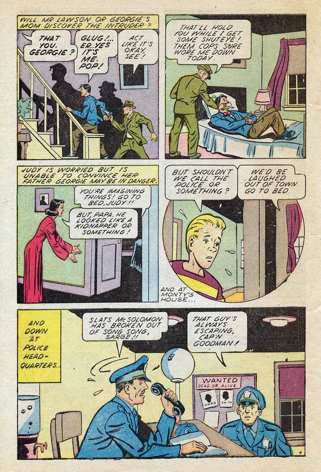 Georgie Comics (1945) issue 4 - Page 46