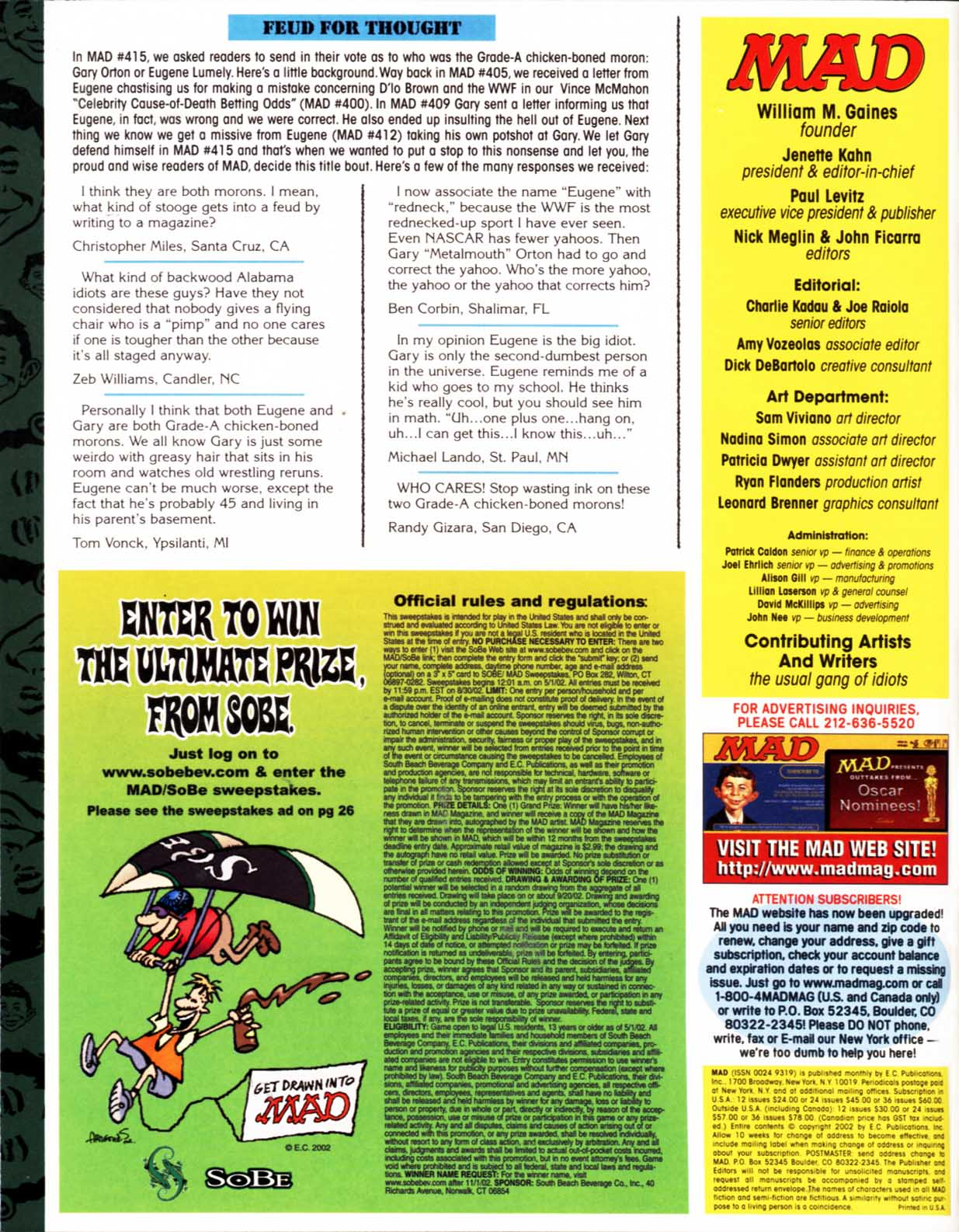 MAD issue 418 - Page 6