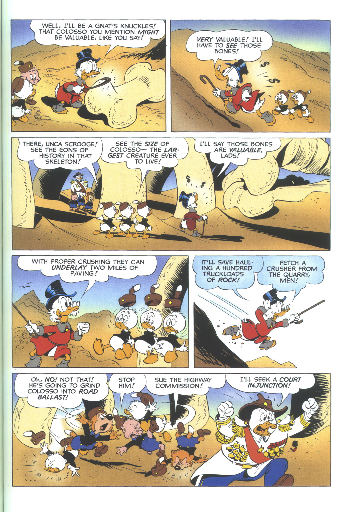 Read online Uncle Scrooge (1953) comic -  Issue #358 - 35