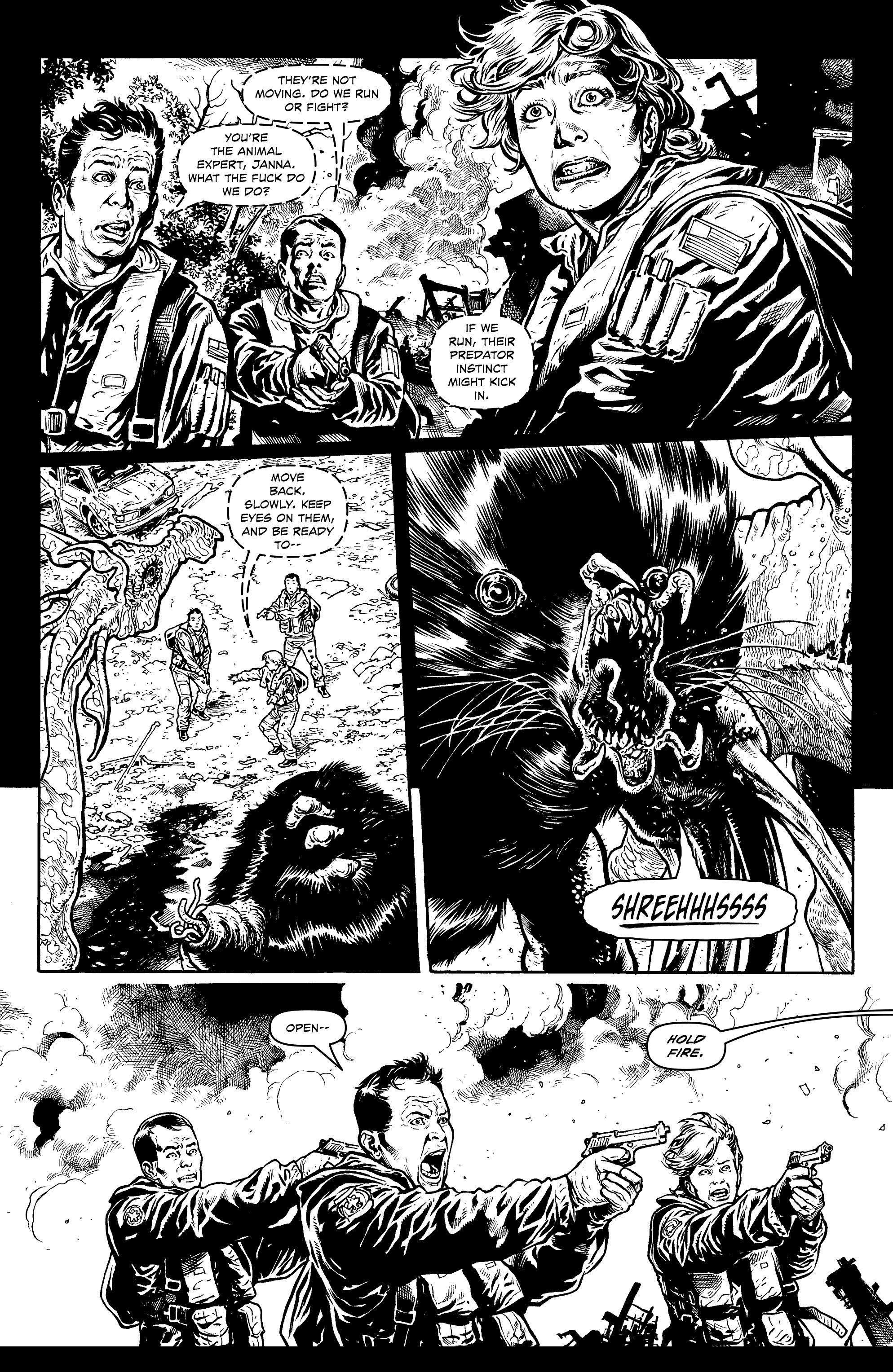 Read online Alan Moore's Cinema Purgatorio comic -  Issue #4 - 49
