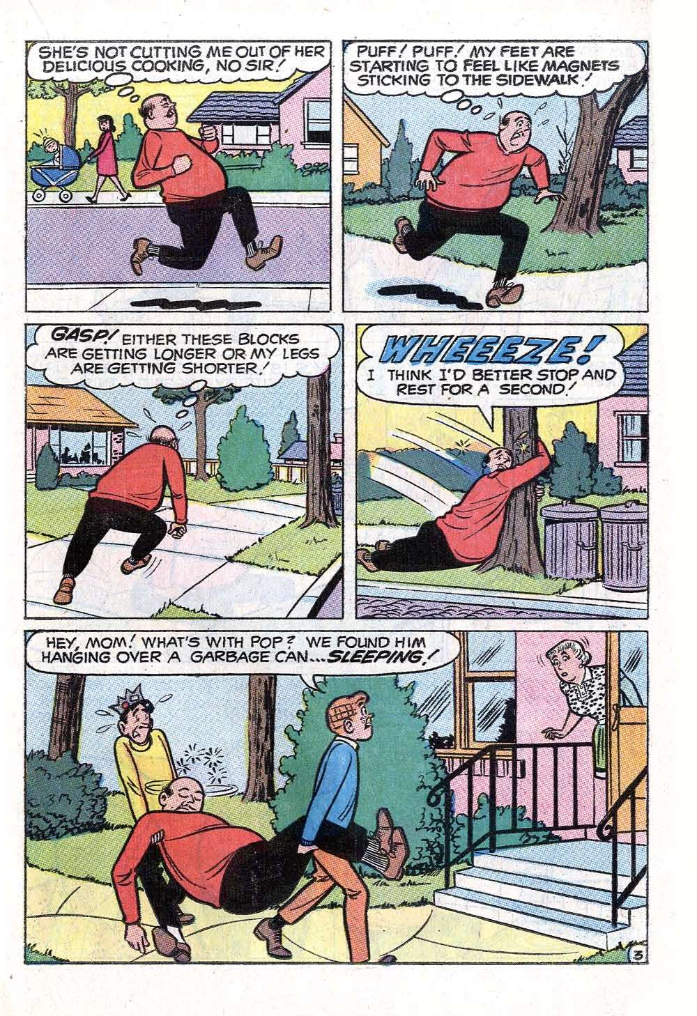Read online Archie (1960) comic -  Issue #199 - 15