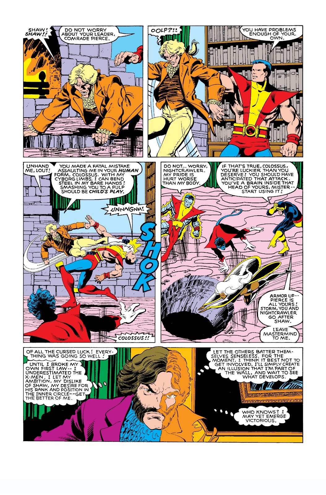 Uncanny X-Men (1963) issue 134 - Page 7
