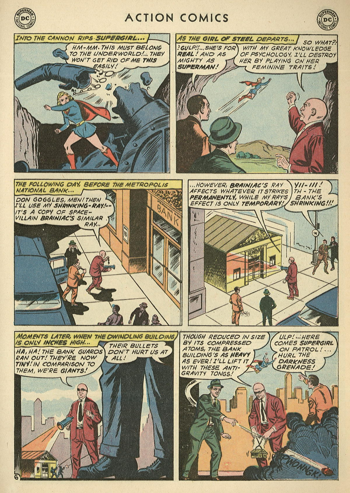 Read online Action Comics (1938) comic -  Issue #286 - 25