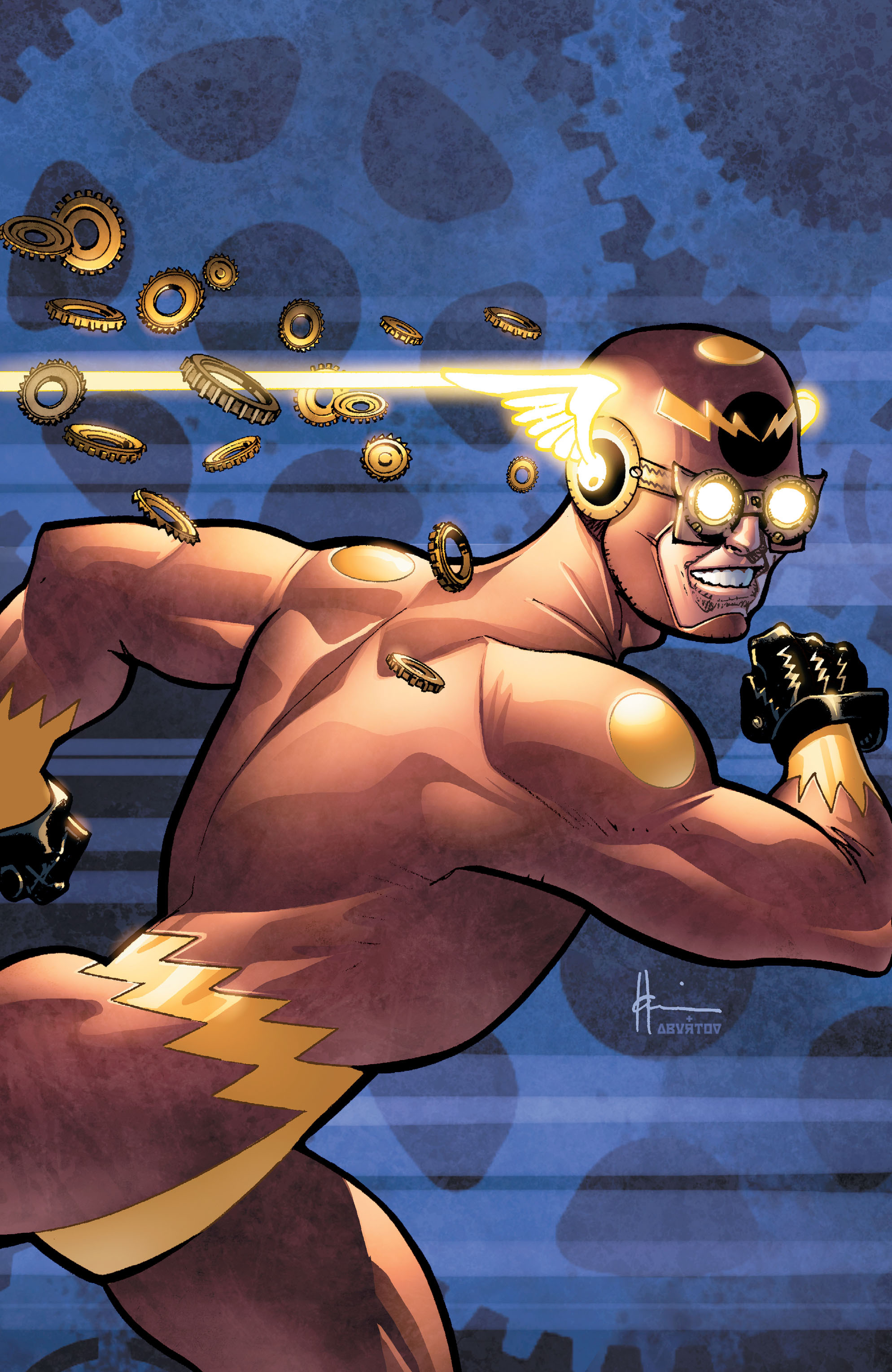 Read online The Flash (2011) comic -  Issue # _TPB 5 - 128