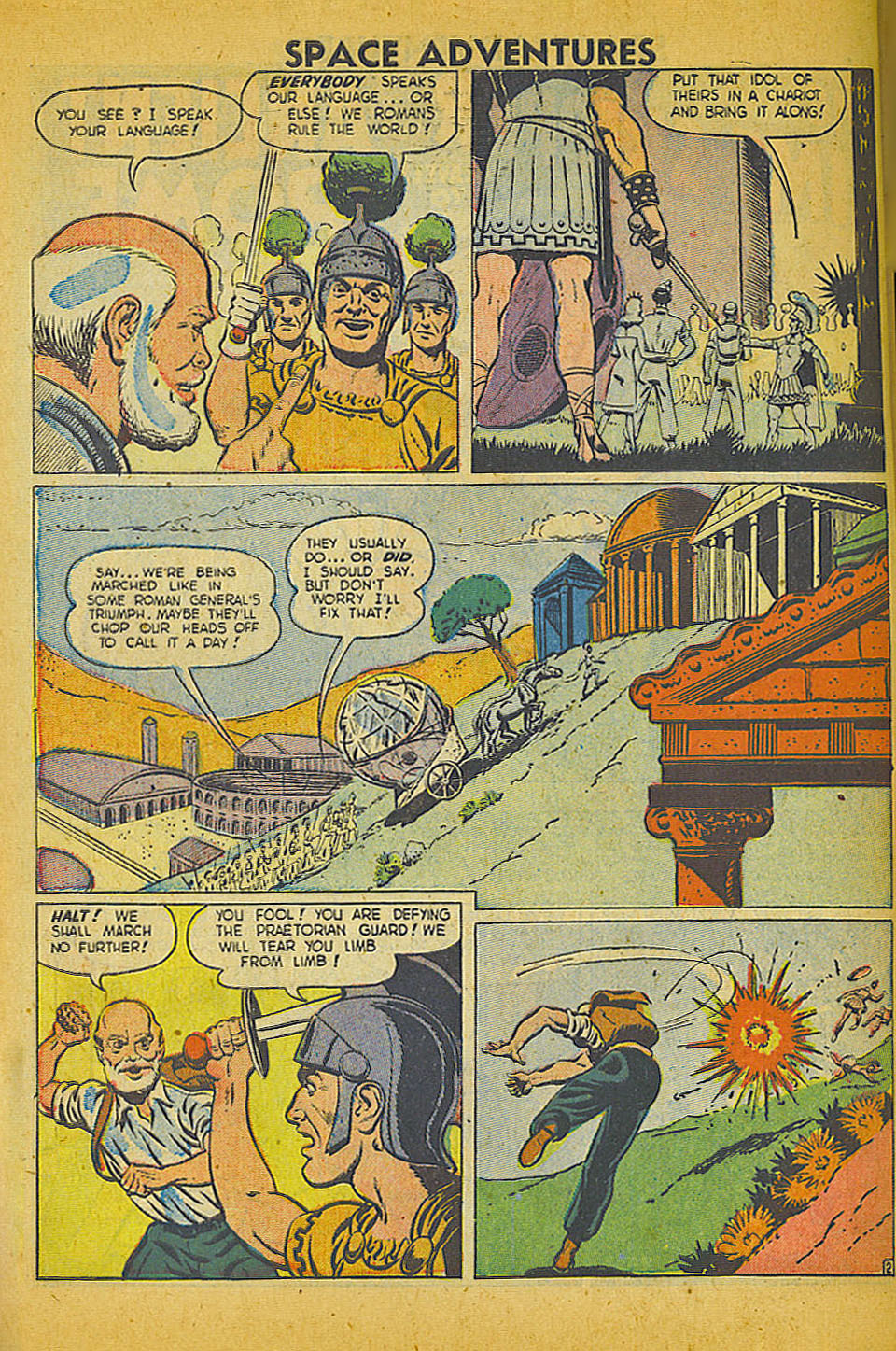 Space Adventures (1952) issue 3 - Page 27