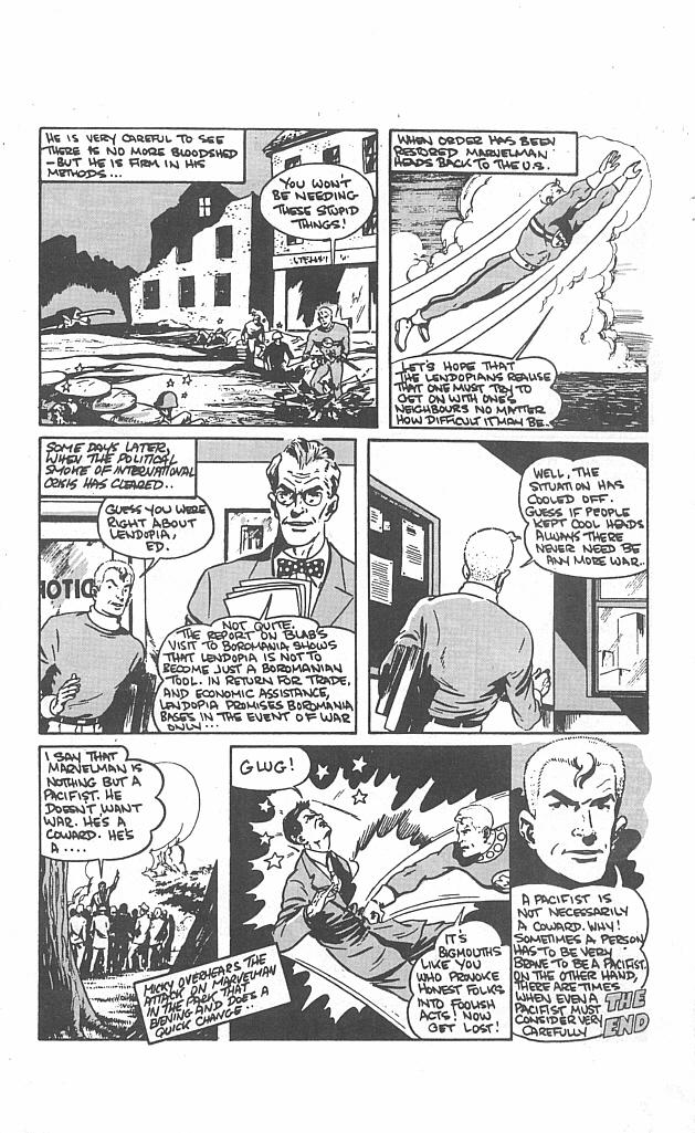 Read online Golden-Age Men of Mystery comic -  Issue #4 - 50