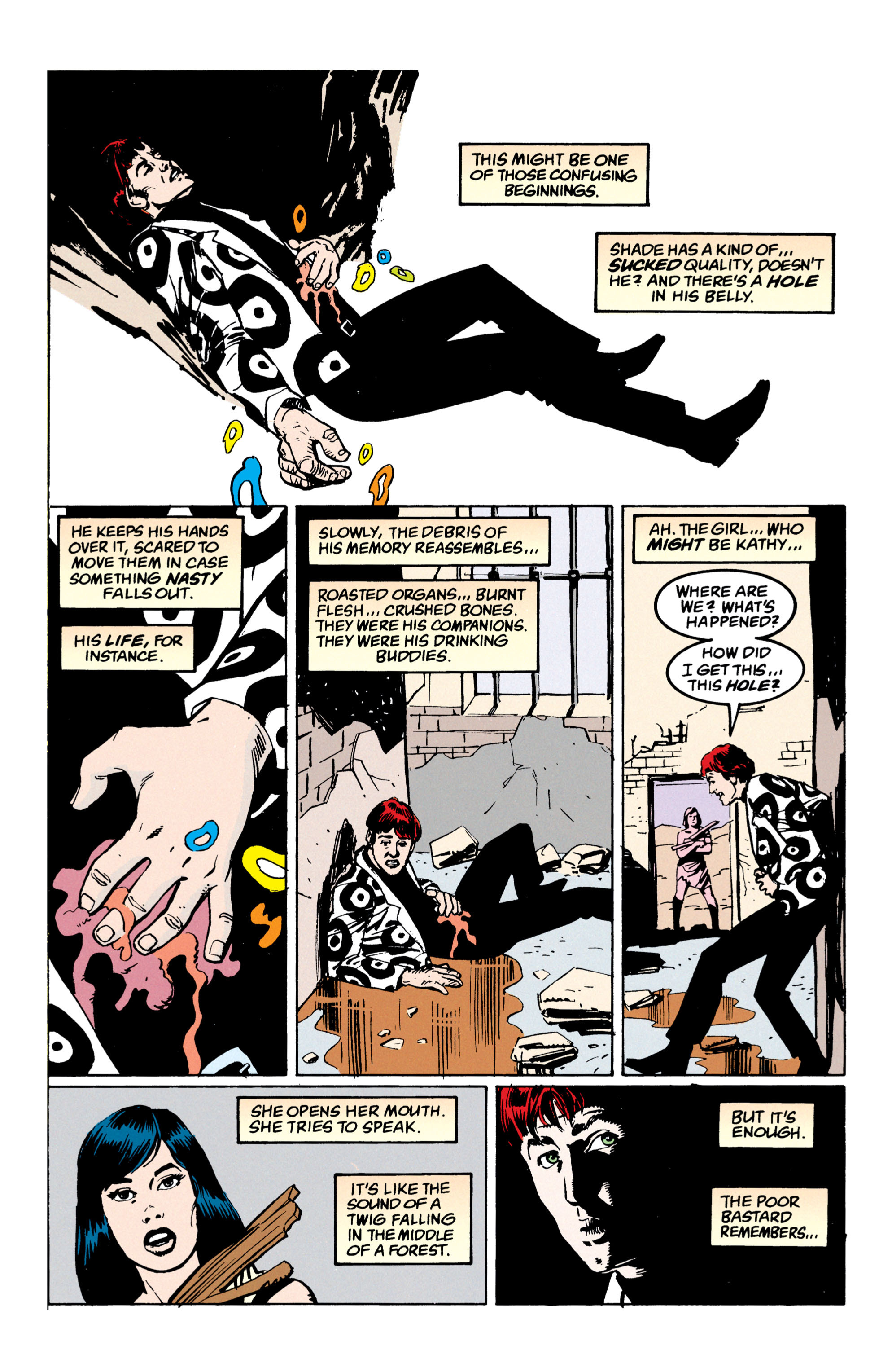 Read online Shade, the Changing Man comic -  Issue #53 - 2
