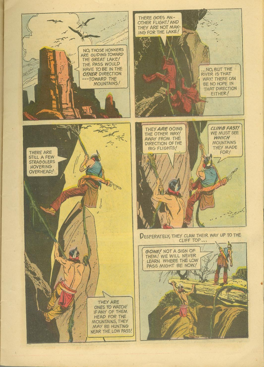 Read online Turok, Son of Stone comic -  Issue #30 - 11