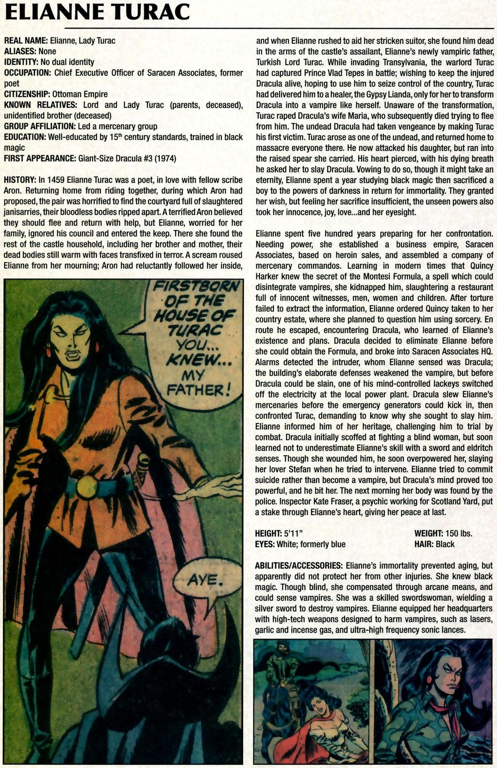 Read online Marvel Legacy: The 1970's Handbook comic -  Issue # Full - 60