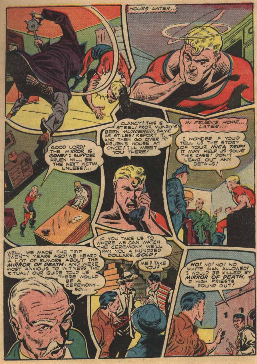 Zip Comics issue 37 - Page 7