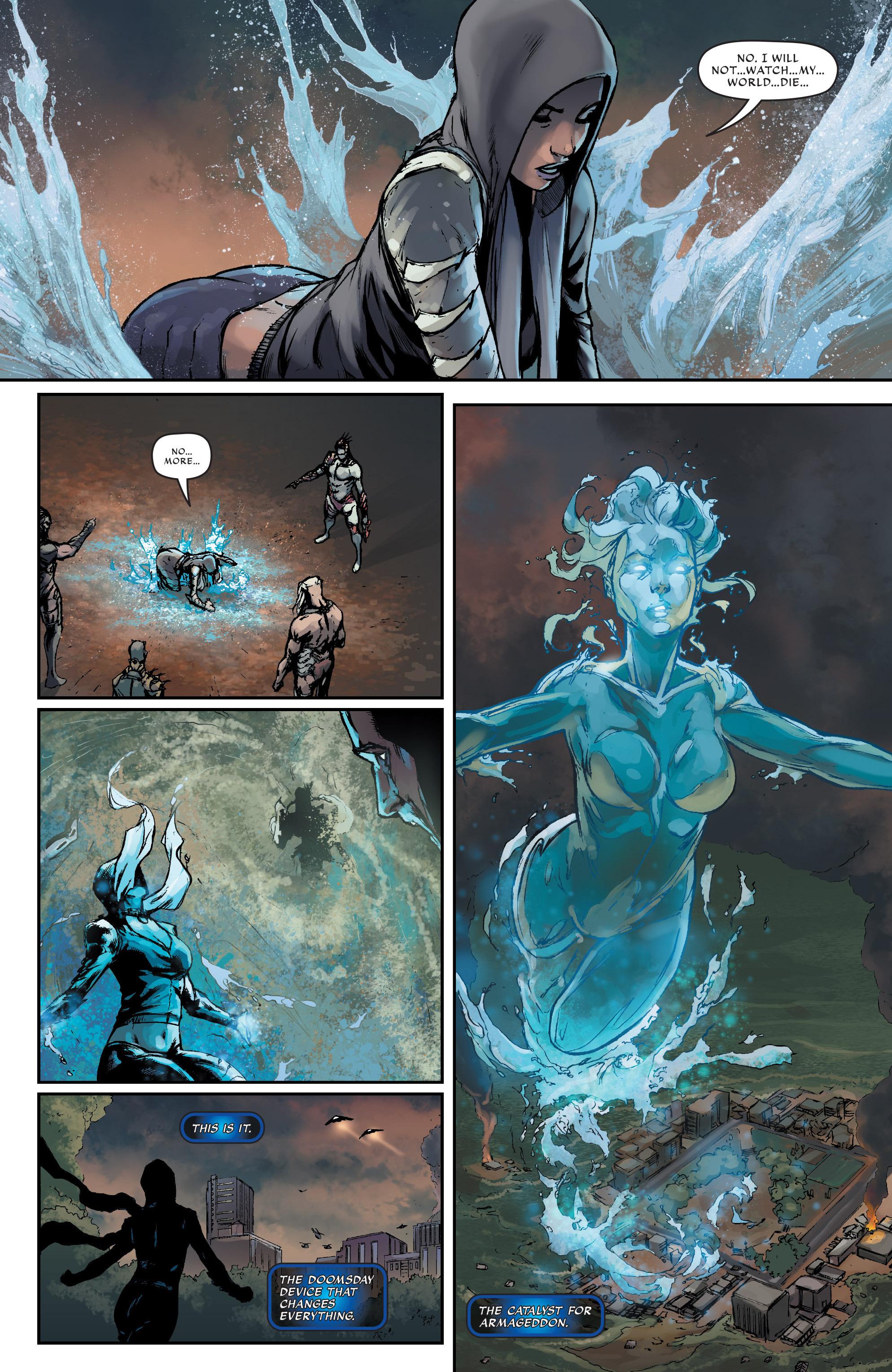 Read online Aspen Universe: Revelations comic -  Issue #4 - 18
