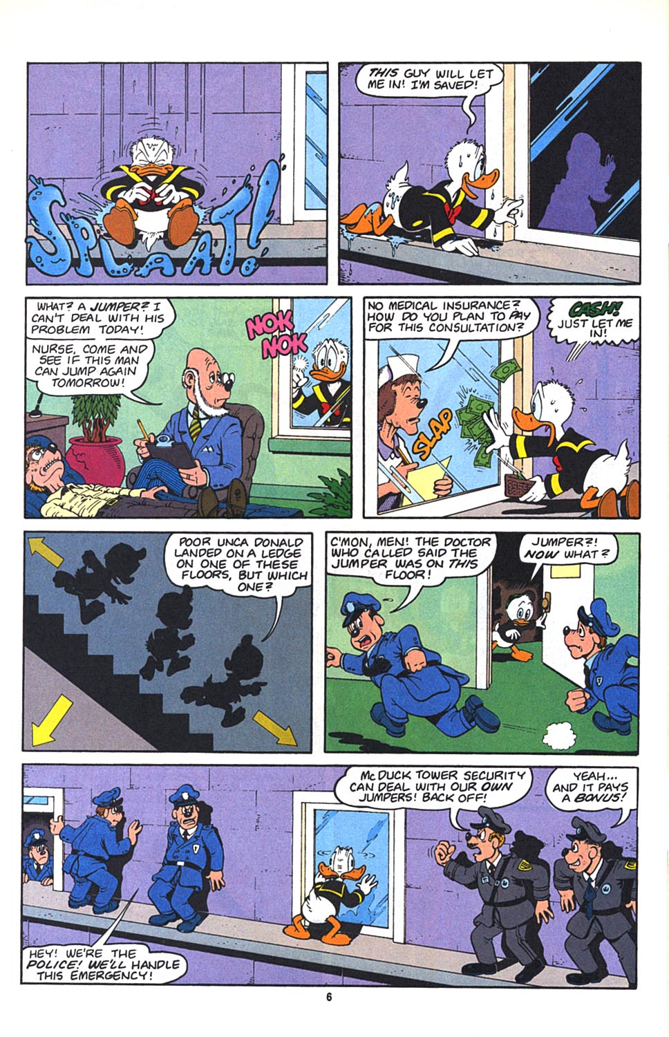 Read online Uncle Scrooge (1953) comic -  Issue #268 - 28