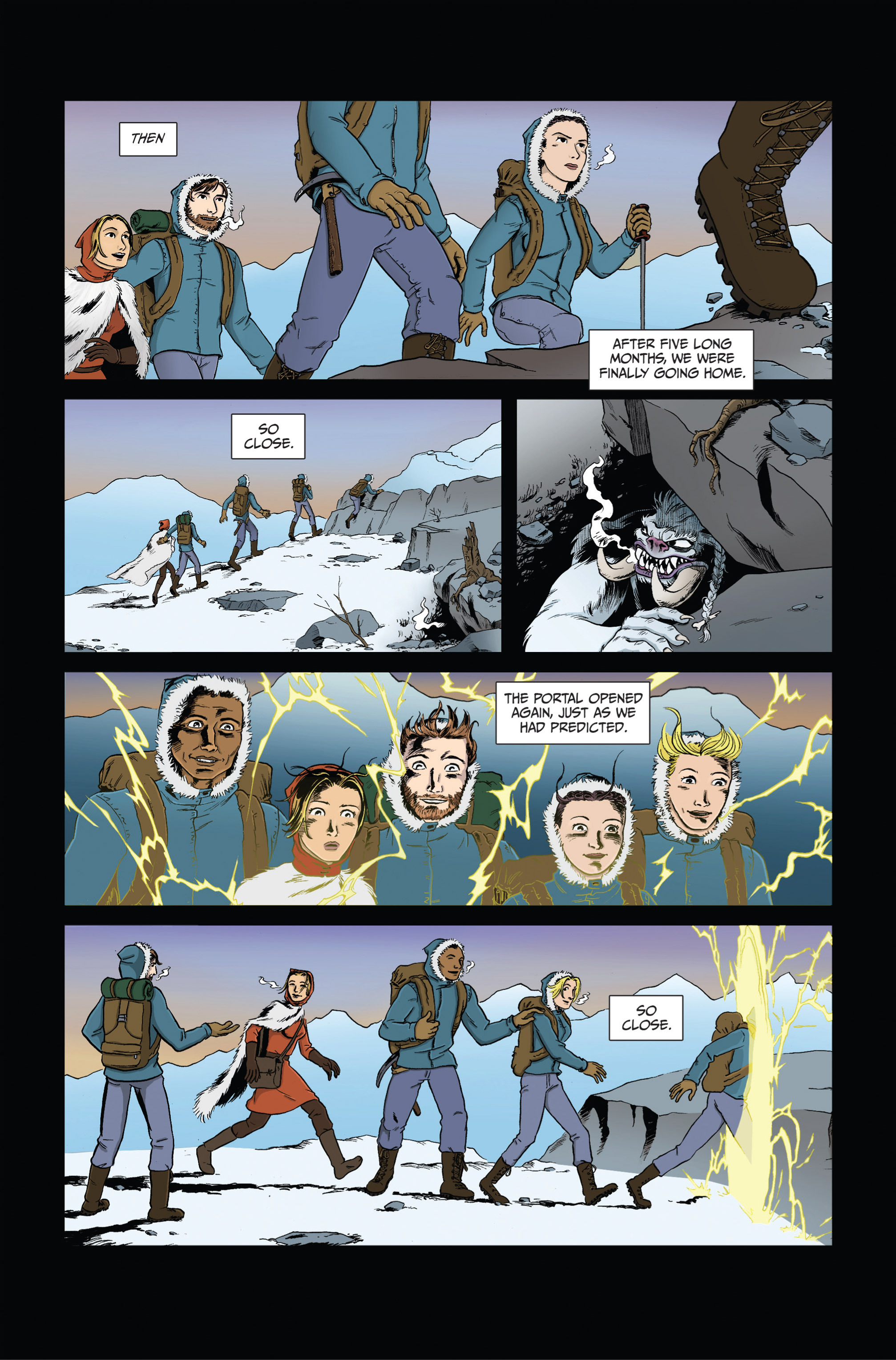 Read online Ehmm Theory: Everything & Small Doses comic -  Issue #2 - 3