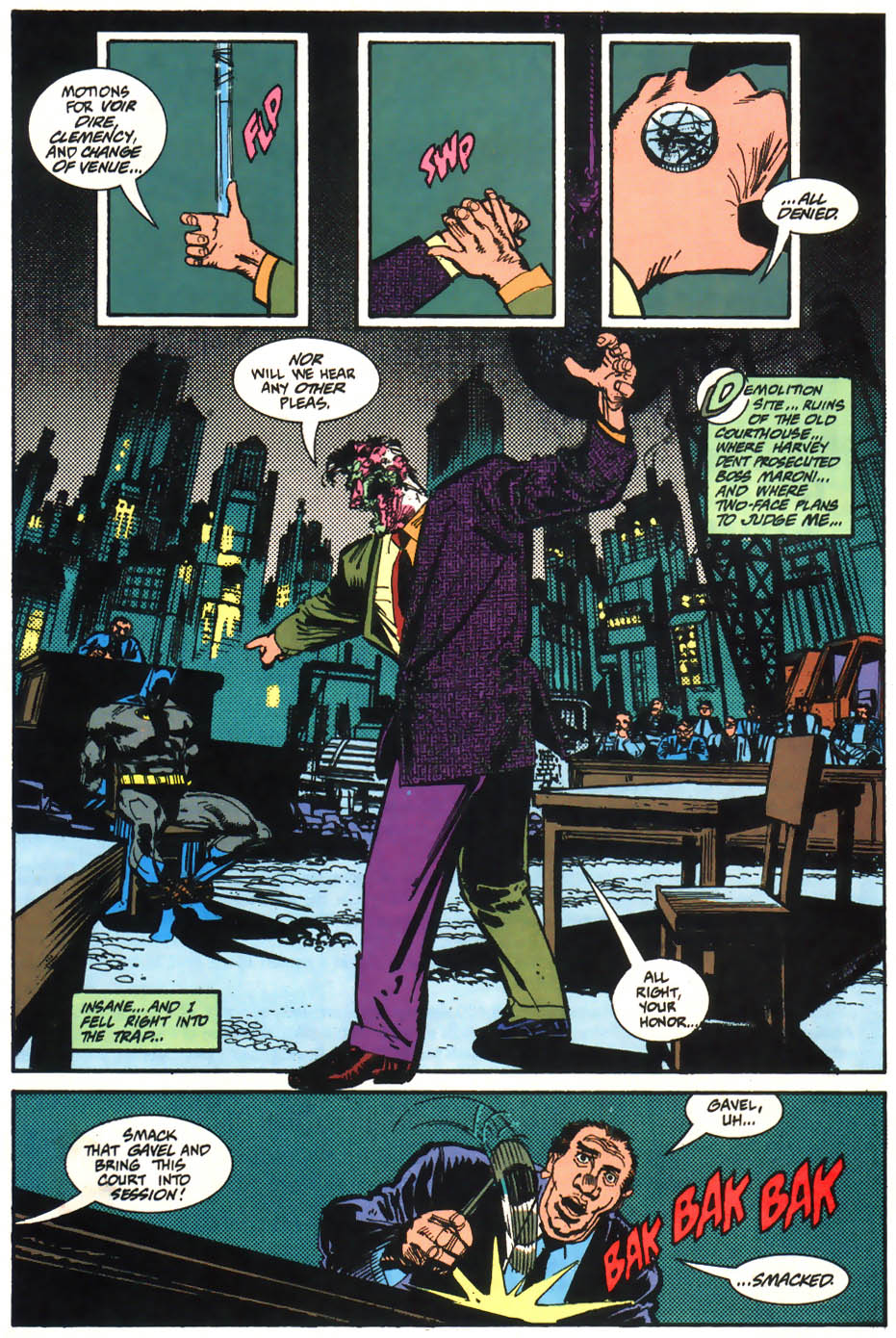 Read online Showcase '93 comic -  Issue #8 - 6