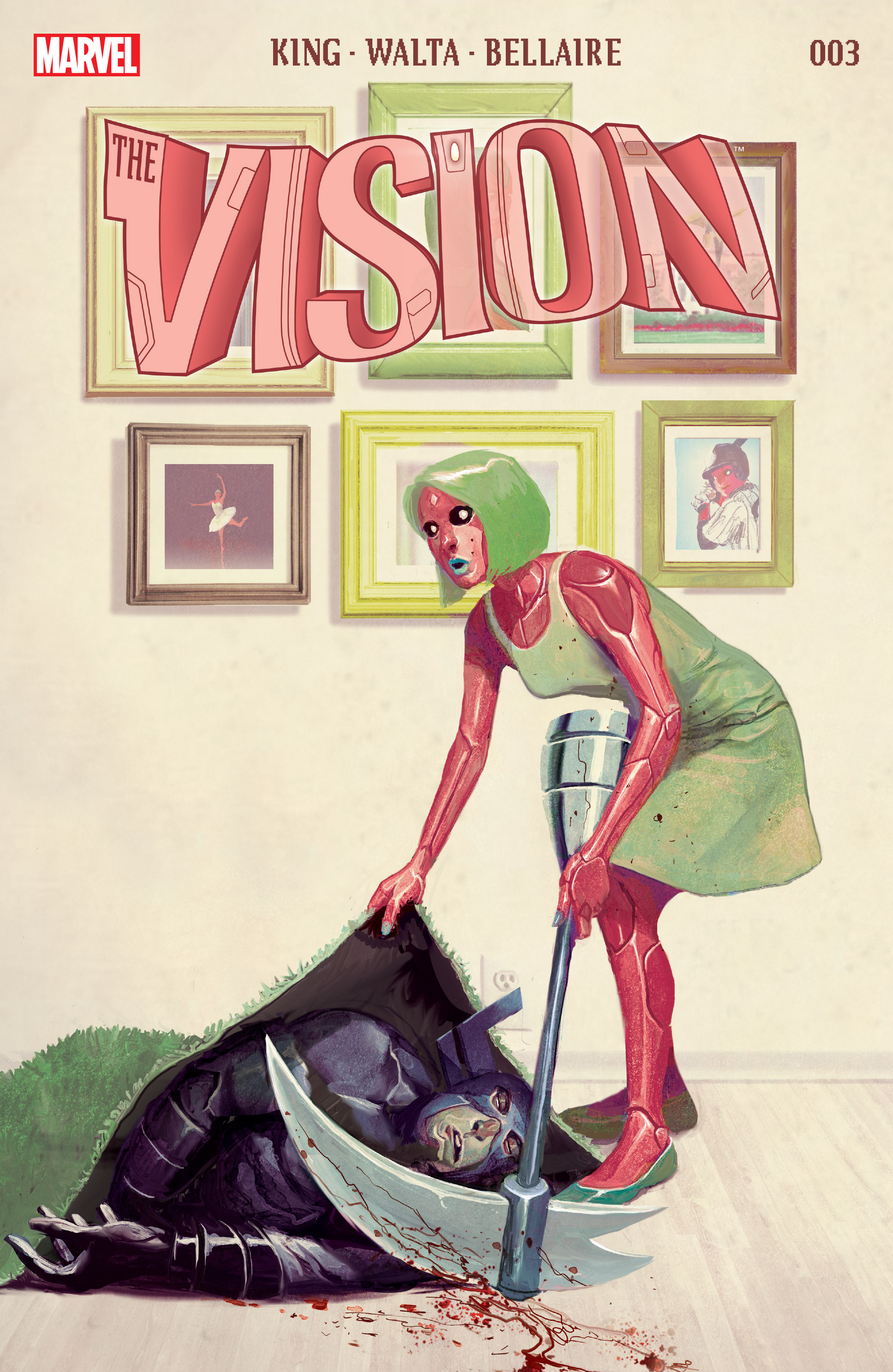 Vision issue 3 - Page 1