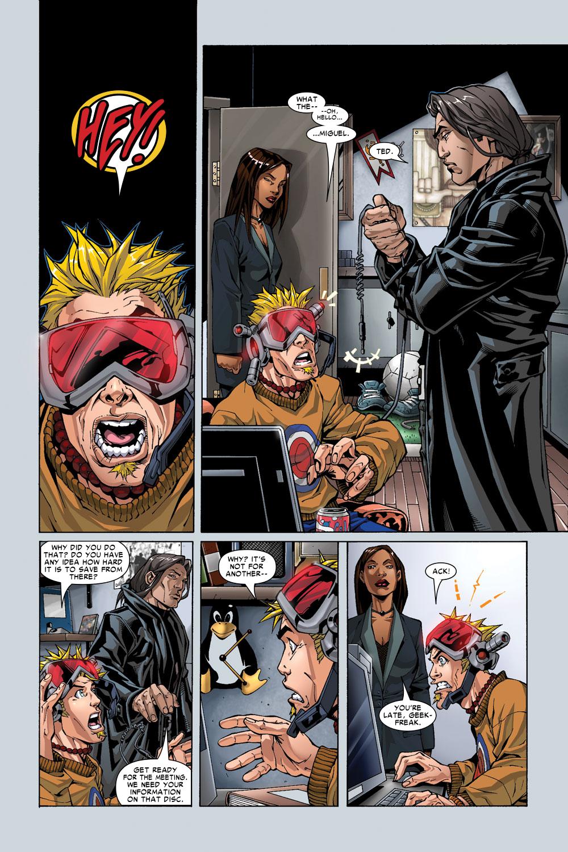 Read online Amazing Fantasy (2004) comic -  Issue #3 - 3