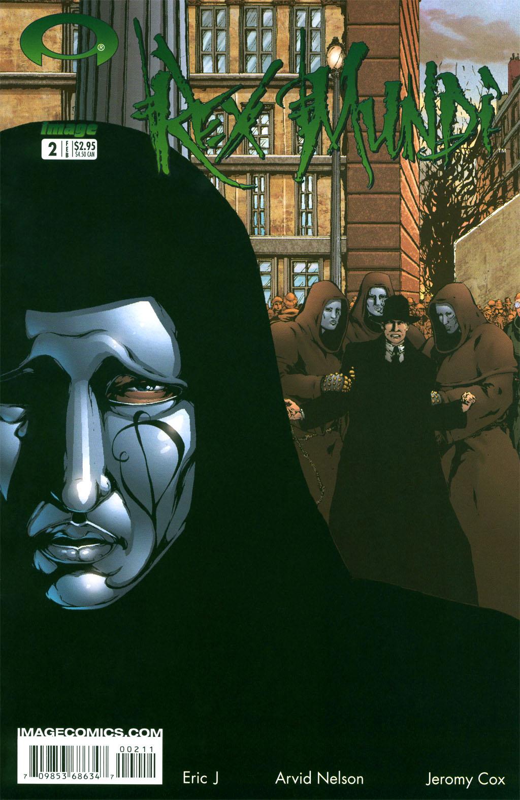 Read online Rex Mundi comic -  Issue #2 - 2