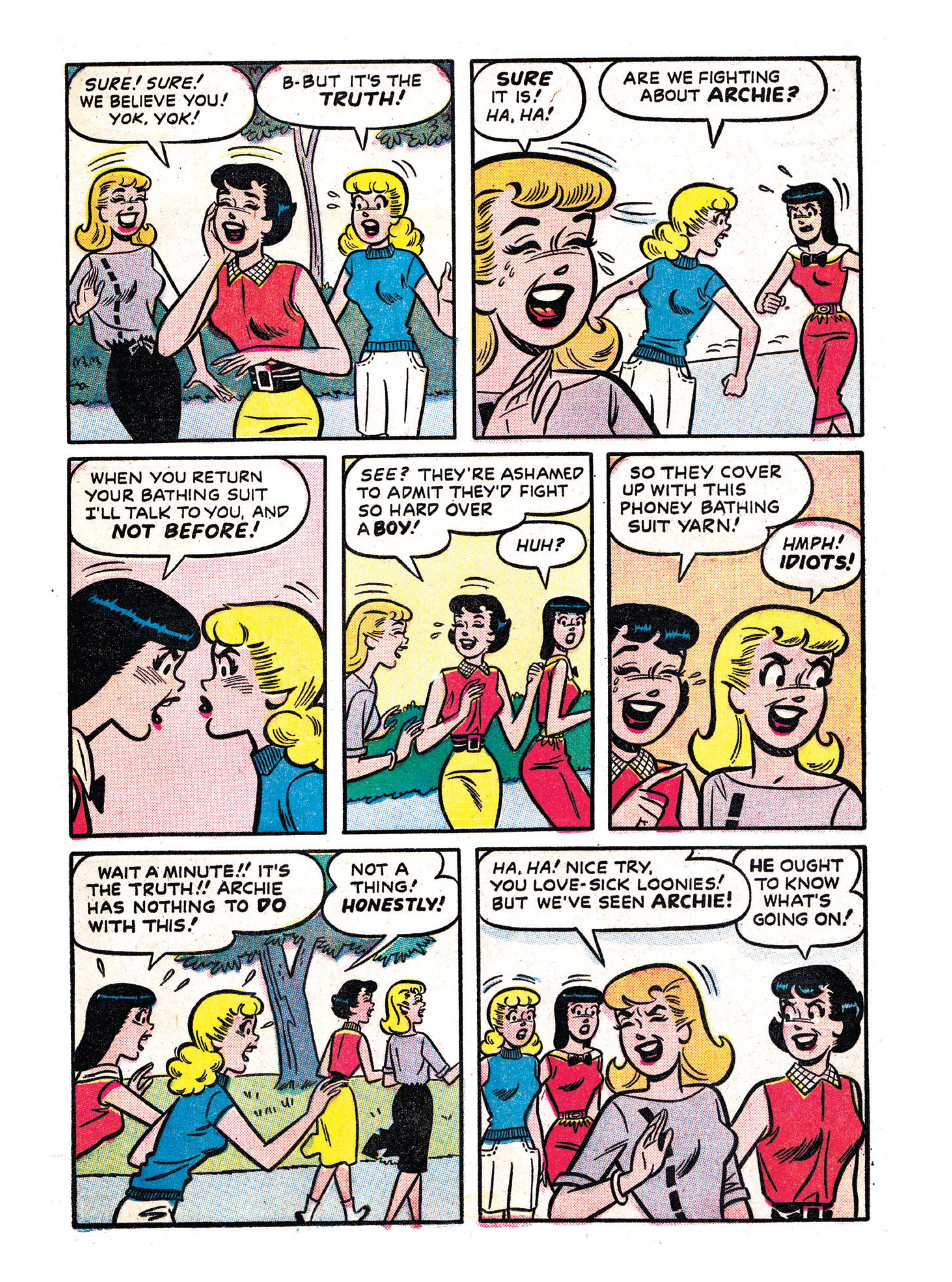 Read online Archie 75th Anniversary Digest comic -  Issue #4 - 14