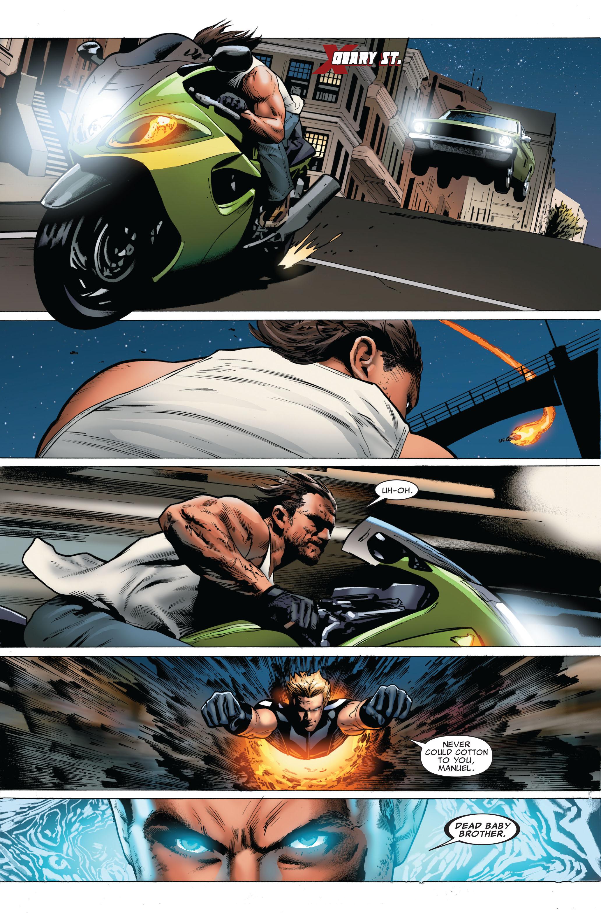 Read online Uncanny X-Men (1963) comic -  Issue #503 - 14