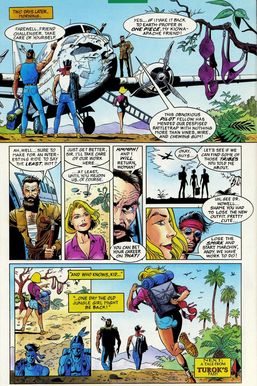 Read online Turok, Dinosaur Hunter (1993) comic -  Issue #33 - 22