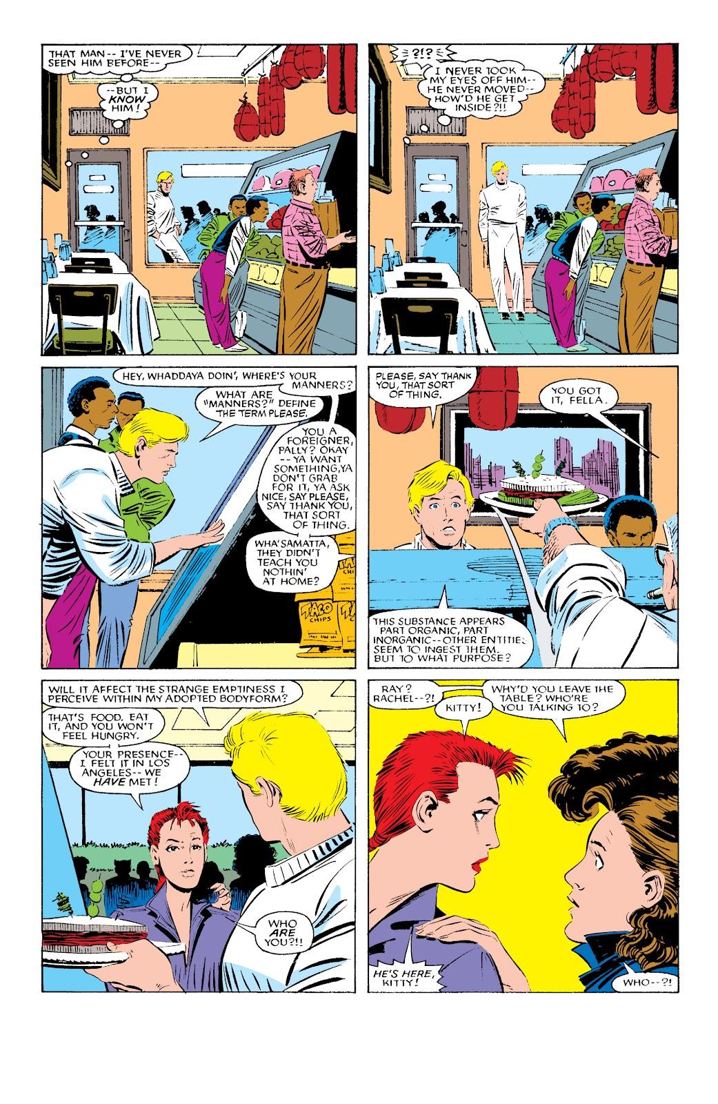 Uncanny X-Men (1963) issue 196 - Page 7