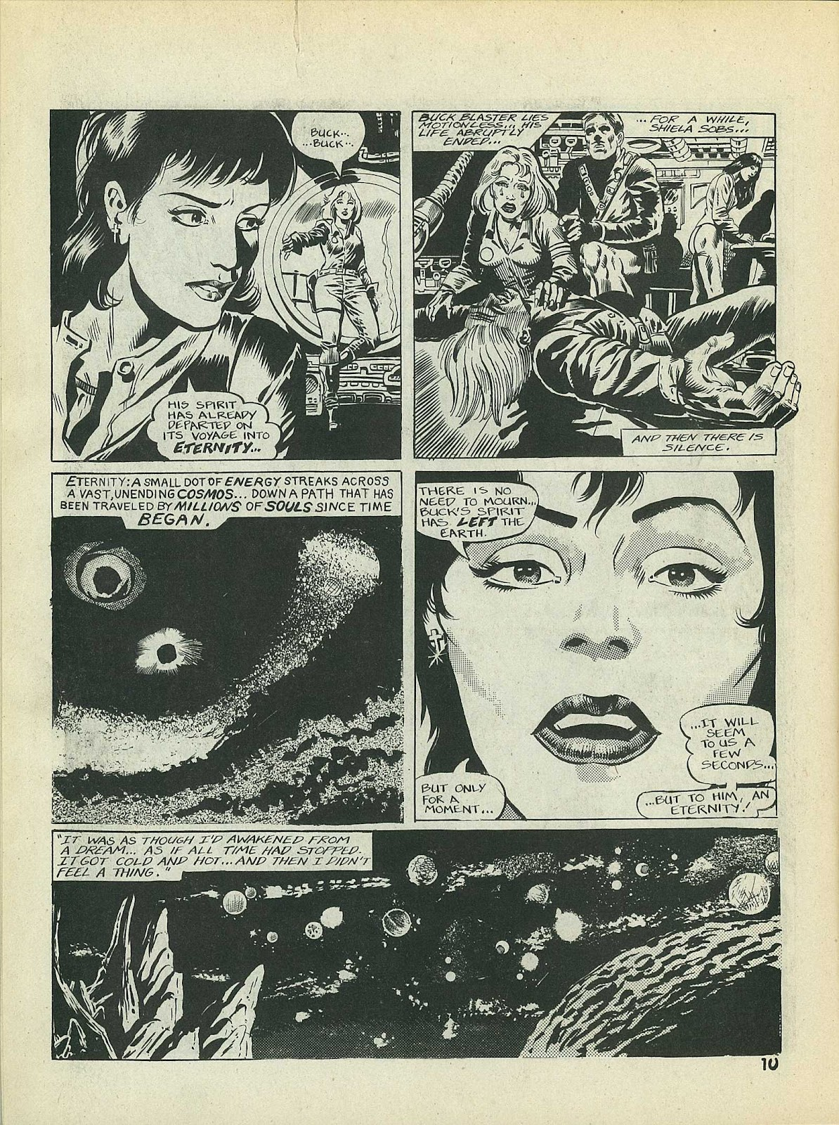 Star Fighters issue 3 - Page 12
