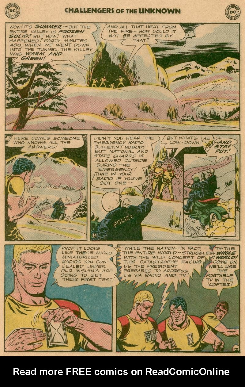 Challengers of the Unknown (1958) issue 45 - Page 15