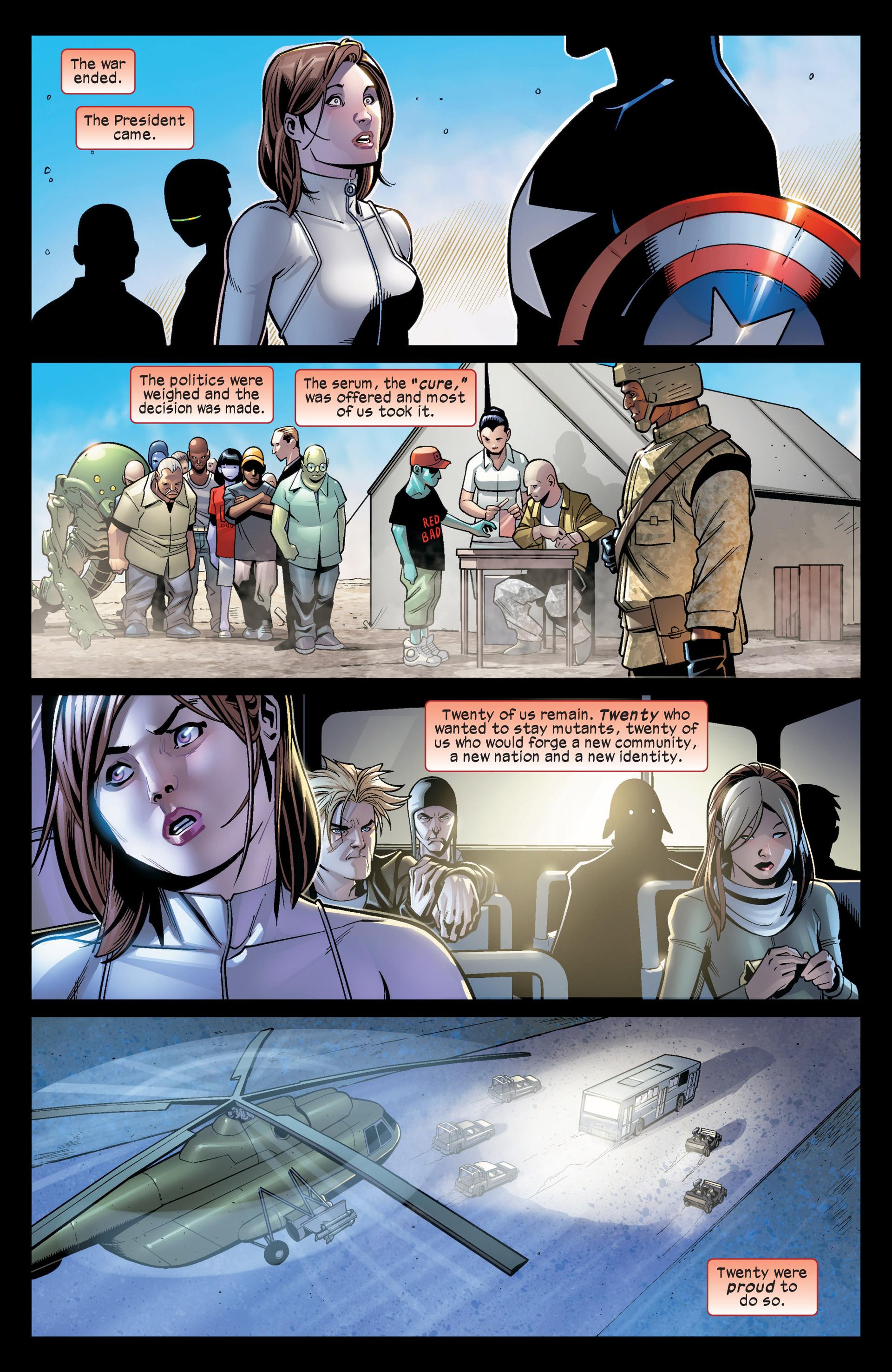 Read online Ultimate Comics X-Men comic -  Issue #19 - 3