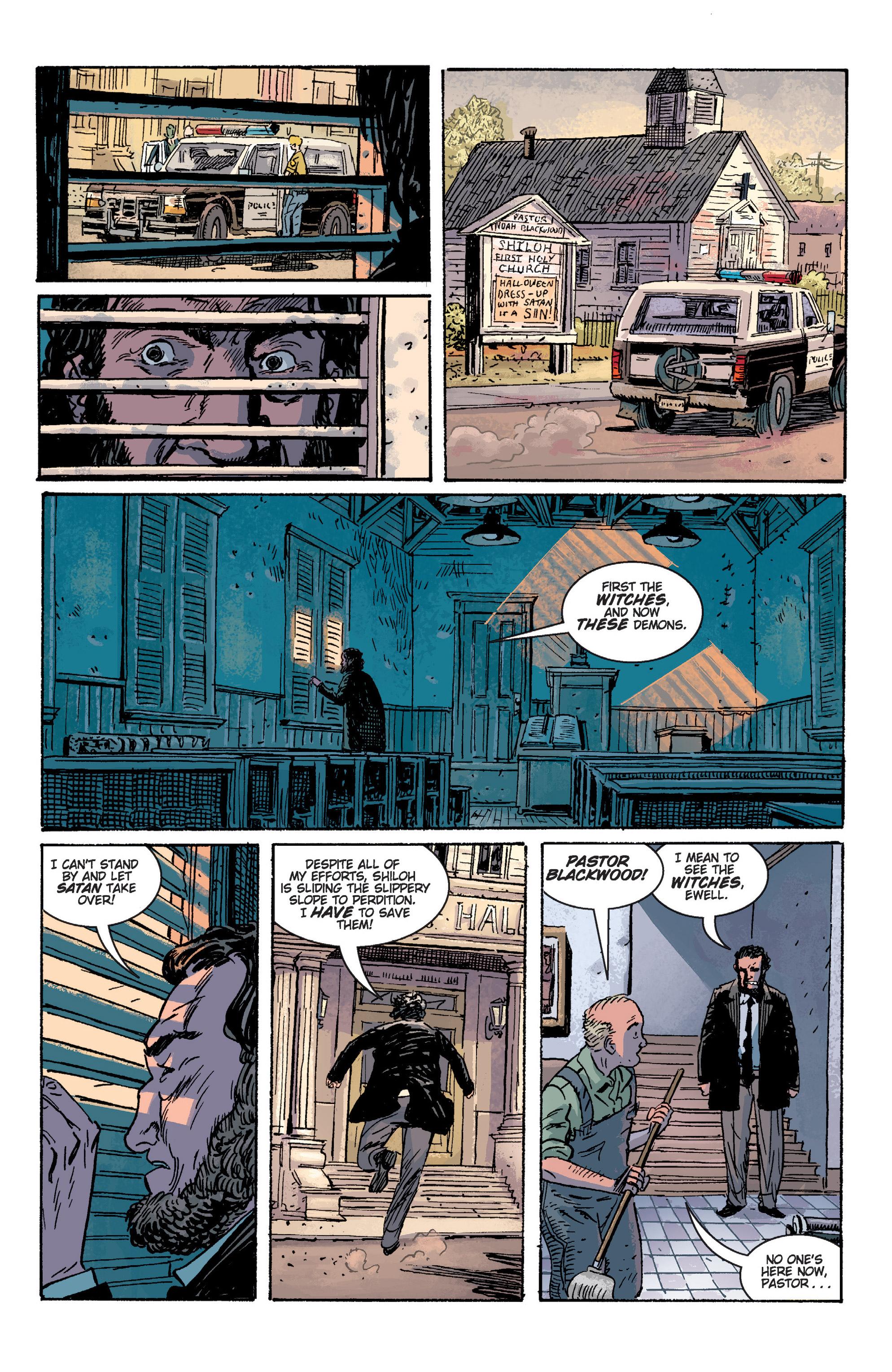 Read online B.P.R.D. (2003) comic -  Issue # TPB 2 - 43