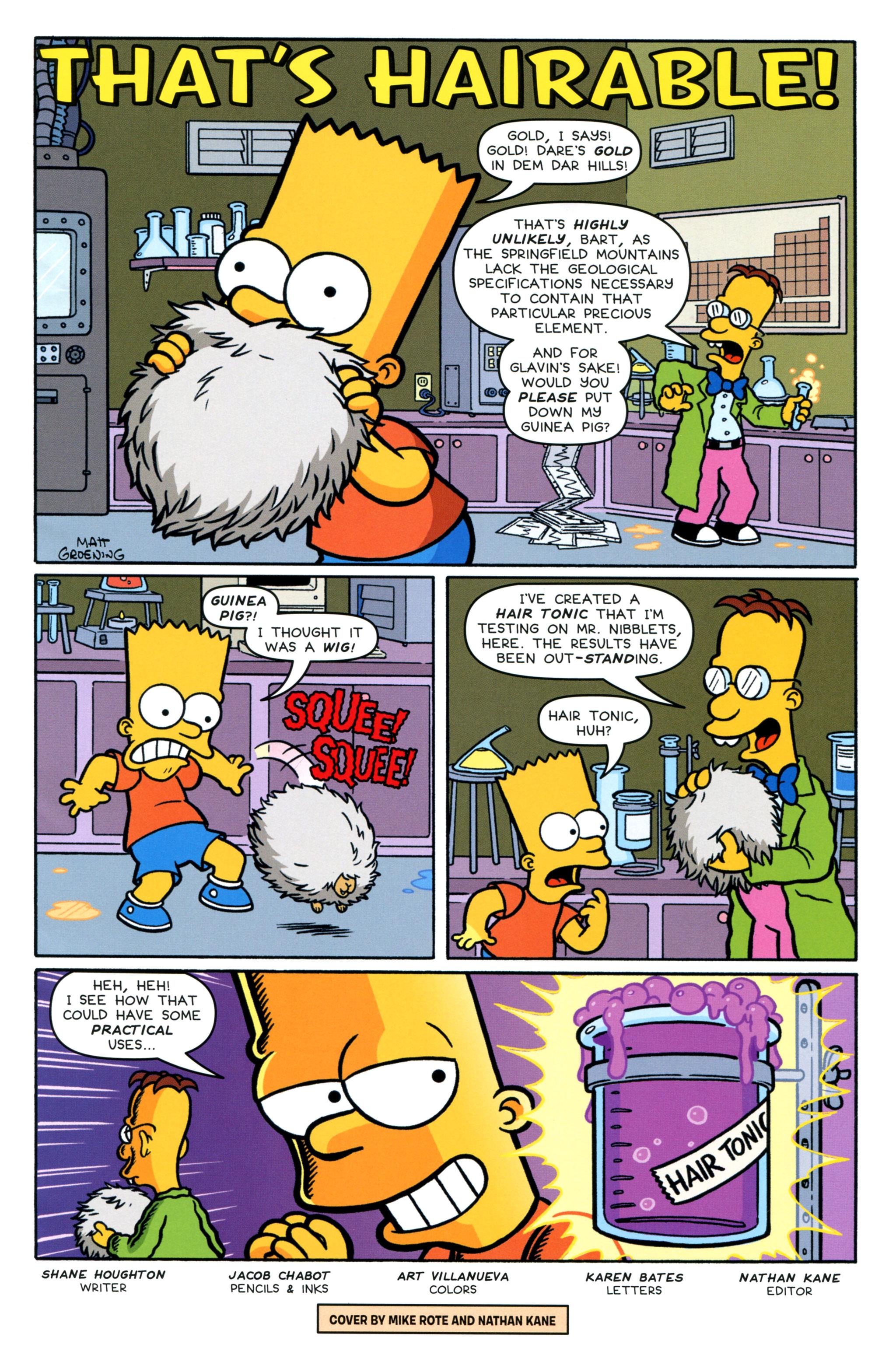 Read online Simpsons Comics Presents Bart Simpson comic -  Issue #89 - 3