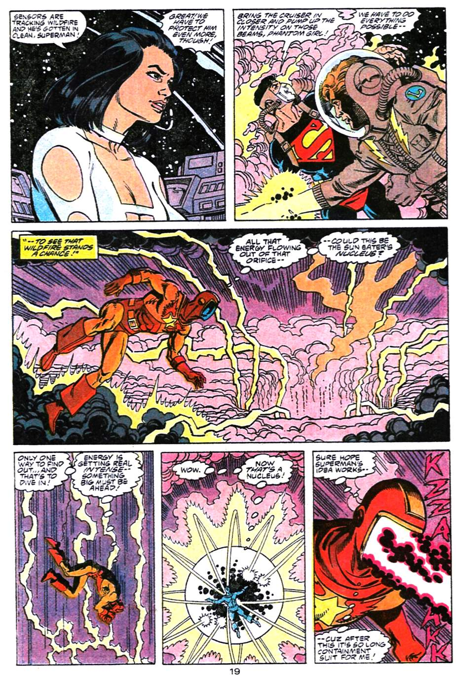 Read online Adventures of Superman (1987) comic -  Issue #477 - 20