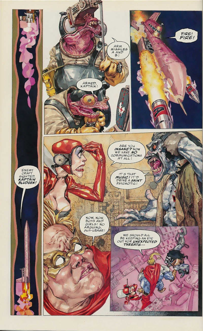 Lobo: Fragtastic Voyage issue Full - Page 25