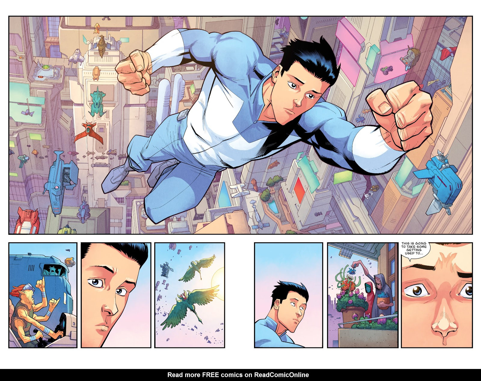 Invincible (2003) issue TPB 21 - Modern Family - Page 102