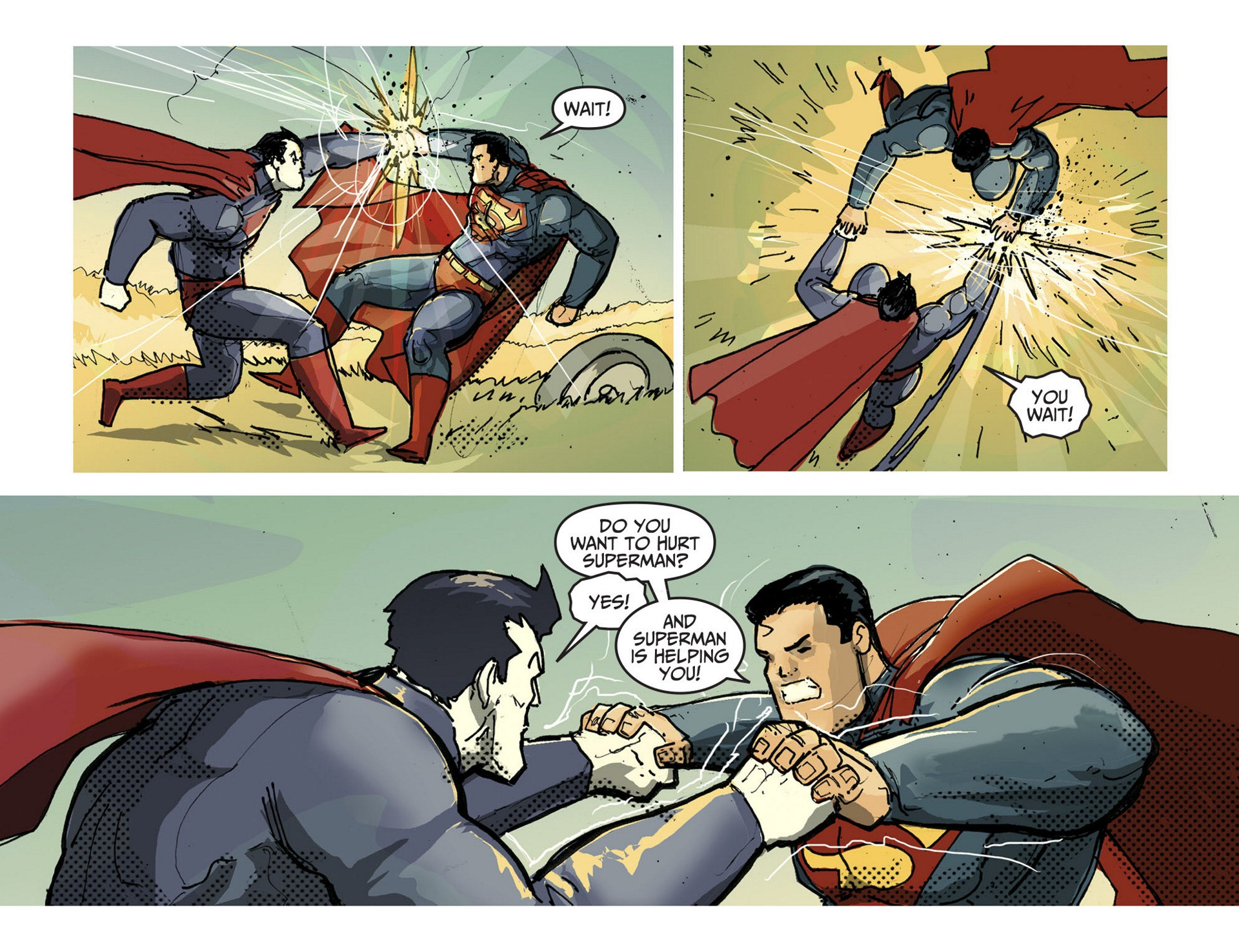 Read online Adventures of Superman [I] comic -  Issue #3 - 17