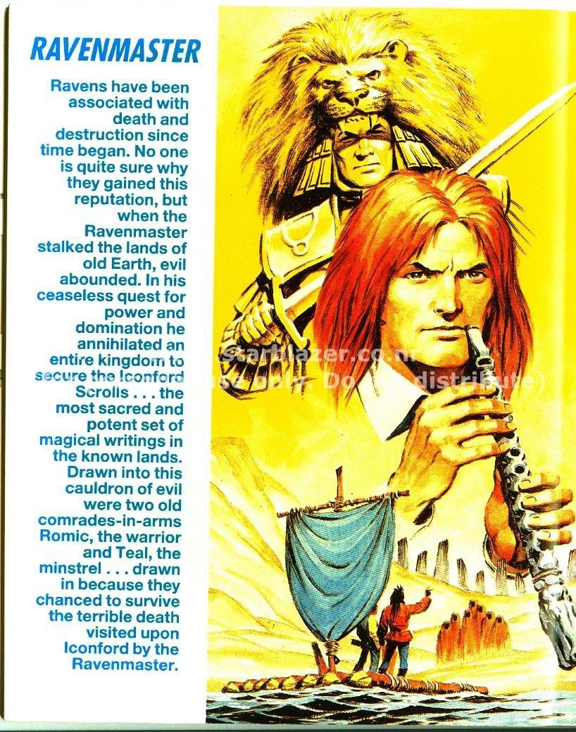 Starblazer issue 257 - Page 36