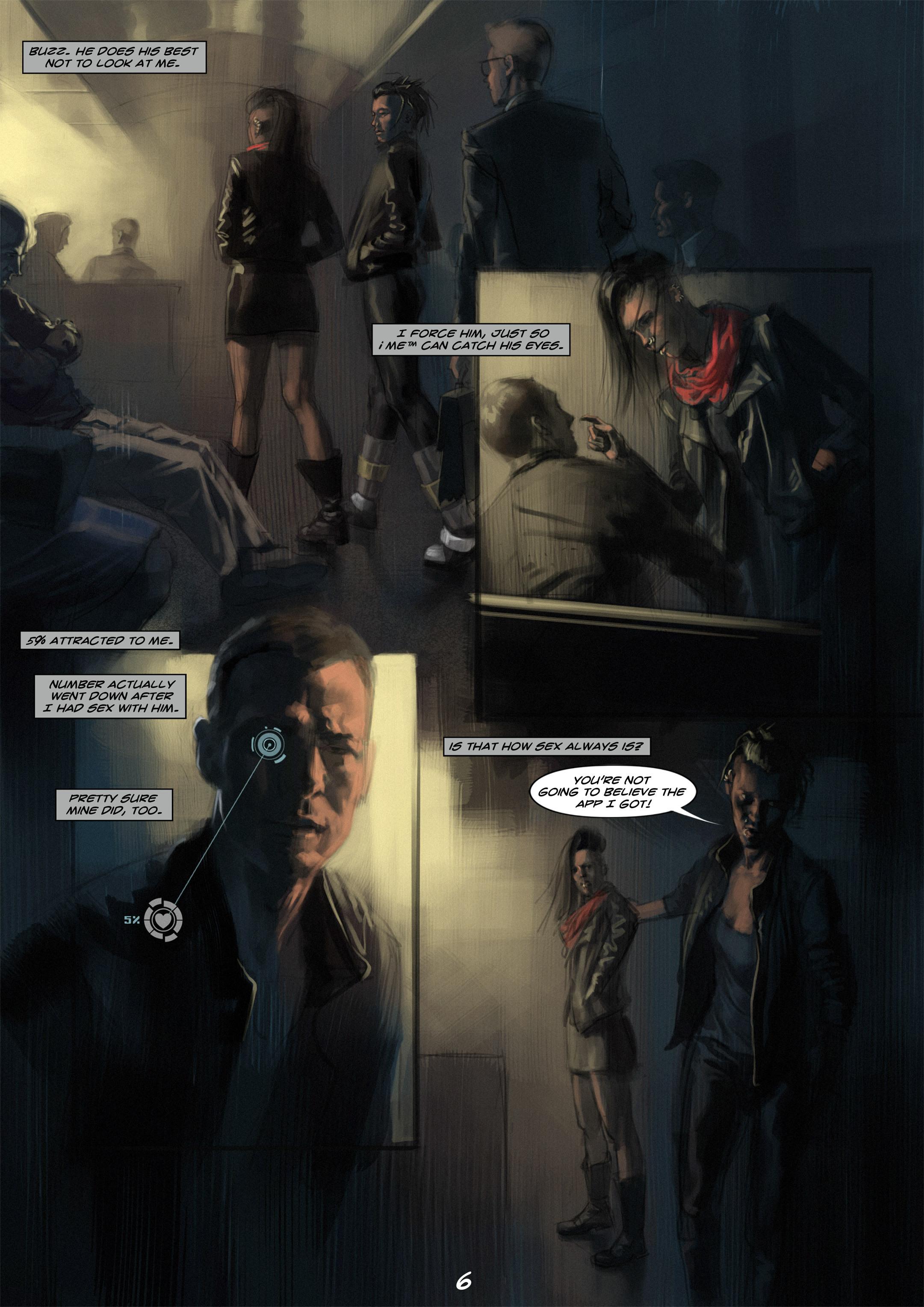 Read online Wynter comic -  Issue #1 - 7