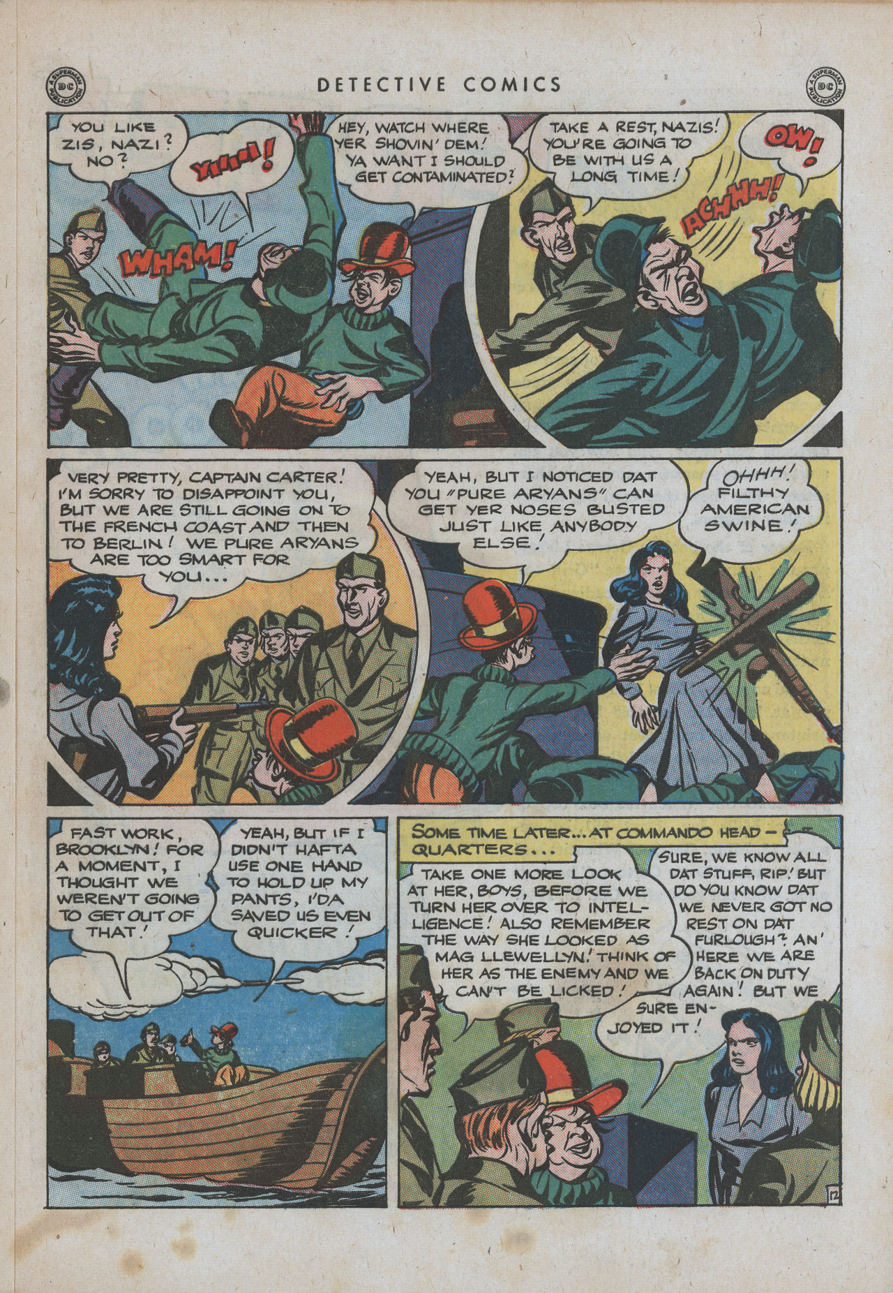 Read online Detective Comics (1937) comic -  Issue #88 - 57